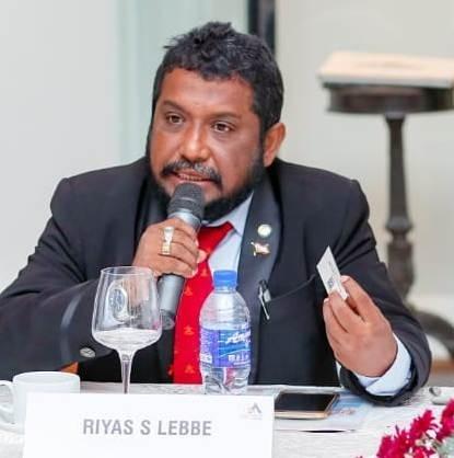 Dr Riyas Sulaima Lebbe